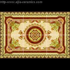 h1218 6 china competive price high quality carpet tile golden