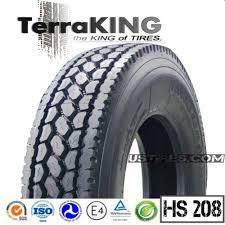 100 At Truck Tires TerraKING HS208 29575R225 16 PLY PREMIUM DRIVE REAR SEMI