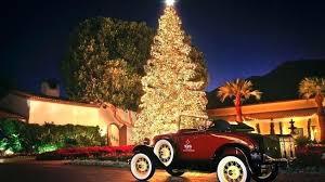 Old Fashioned Christmas Tree Lights Festive La At Light Reflectors