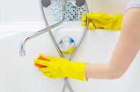 bad gründlich putzen in 10 schritten 45 minuten