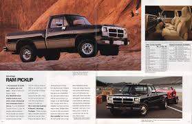 100 Dodge Truck Sales Chrysler 1992 Brochure