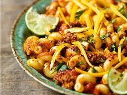 cuisine tex mex tex mex cavatappi recipe from scratch pasta food wine