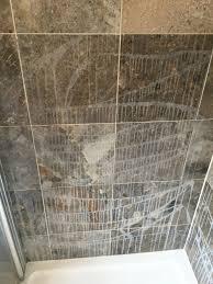 marble shower tiles restored in sharnbrook bedfordshire