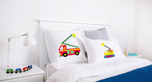 100 Fire Truck Bedding Personalized Pillow Cases For Kids Di Lewis