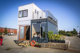 100 Cargo Container Cabins Shipping Containerbased Student Housing Planned For Copenhagen