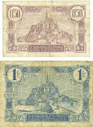 chambre du commerce cherbourg banknotes emergency notes granville et cherbourg 50