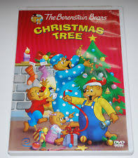 Berenstain Bears Christmas Tree 1980 by The Berenstain Bears Christmas Tree Dvd Ebay
