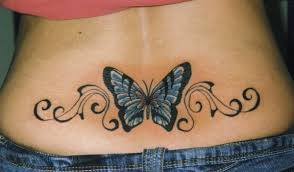 Lower Back Tattoo Designs For Women52