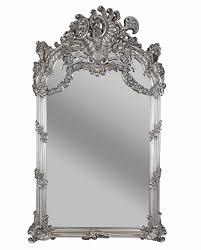 barock spiegel silber 130x240cm ganzkörperspiegel