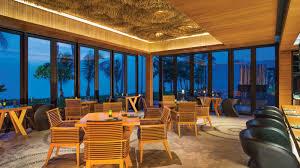 100 W Hotel Koh Samui Thailand Namu Japanese Restaurant CALL 077 915 999