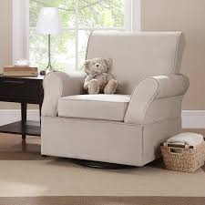 Dorel Rocking Chair With Ottoman by Baby Relax Kelcie Swivel Glider And Ottoman Hayneedle