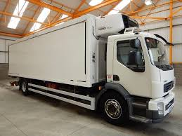 VOLVO FL 240 EURO 5, 4 X 2 FRIDGE FREEZER - 2009 - FJ59 DHL | Walker ...