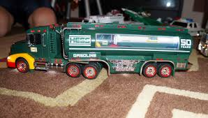 Evan And Lauren's Cool Blog: 11/10/14: Collector's Edition Hess Toy ... 2014 Miniature Hess Truck Youtube Vintage 1990 Tanker The Is A 1964 Marx Billups Gasoline Plastic Toy Trailer Doms Trucks Dshesstoytruckscom Amazoncom 1984 Oil Bank Toys Games Photo Story A Museum Apopriately Enough On Wheels Celebrates The 2013 Reviewed 1982 Hess Truck Review Dogs Pinterest Dog 1976 Must Watch Classic Hagerty Articles 2015 51st Colctible Fire Ladder Rescue Ebay