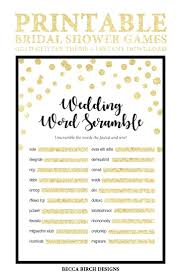 Printable Housewarming Word Scramble Find This Pin And More On Bridal Shower Games By