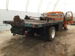100 Flatbed Truck Body 1981 GMC 7000 For Sale Jackson MN 47494