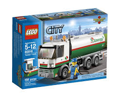 Buy LEGO City Tanker Truck 60016 In Cheap Price On Alibaba.com
