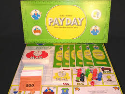 Whats In That Game Box Payday 1974