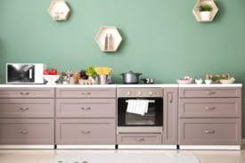 küche grau streichen so wirkt die farbe