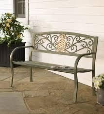 Furniture Marvelous Metal Outdoor Furniture Beautiful Plow