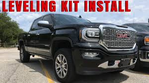 2014+ CHEVY & GMC 1500 LEVELING KIT INSTALL | Sierra & Silverado ... Dirt To Date Is This Customized 2014 Gmc Sierra An Answer Ford Used 1500 Denali 4x4 Truck For Sale In Pauls Valley Charting The Changes Trend Exterior And Interior Walkaround 2013 La 62l 4x4 Test Review Car Driver 4wd Crew Cab Longterm Arrival Motor Slt Ebay Motors Blog The Allnew Awardwning Motorlogy Gmc Best Image Gallery 917 Share Download Named Wards 10 Best Interiors By Side Motion On With