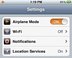 Airplane Mode What Does It Really Do