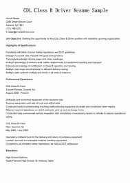 100 Truck Jobs No Experience 30 Driver Resume Free Resume Templates