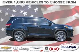 Pre-Owned 2018 Toyota Highlander LE 4D Sport Utility In Yuba City ...