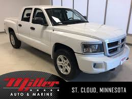 100 Used Dodge Dakota Trucks For Sale PreOwned 2011 Big Horn 4D Crew Cab In St Cloud 5978