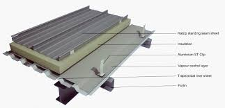 Insulate Cathedral Ceiling Without Ridge Vent by Metal Roofing Construction Detail Google Search Ceramic