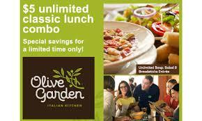 Deals At Olive Garden Olive Garden Discounts & Coupon Codes