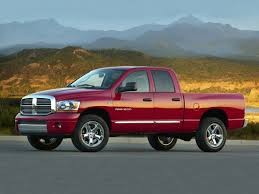 Used 2007 Dodge Ram 1500 SLT 4X4 Truck For Sale In Concord, NH - GAF132C