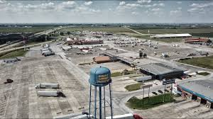 The Galaxy's BIGGEST Truck Stop!! - YouTube Carly Fiorina On Twitter Supporting State Rep Ross Paustian At Truckers Jamboree Iowa 80 Truckstop Cross Country Road Trip Lilyzv Worlds Largest Truck Stop In P1020769 Bill Arizona Flickr Largest Truck Stop I Actually Saw This P Services Amenities Trucks Parked Worlds Walcott Usa Mapionet Travelcenters Of America Wikiwand August 18 2018 Awkward Airplanes