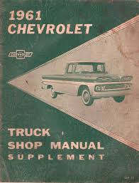 1961 Chevrolet Truck Shop Manual Supplement Filebig Jimmy 196061 Gmc Truckjpg Wikimedia Commons My Truck Page 61 Chevy And Duramax Diesel Forum Preserved Patina Mark Parhams 1961 Apache 10 Drivgline 11962 Chevy Pickup Projects Suburban Combines The Best Of Both Worlds Highway Chevy Fleetside Pickup C10 Truck 118 Scale Sku 50877 Panel Truck Helms Bakery The Hamb 01961 Apache Grill Delux Chrome Alinum 60 62 63 64 65 66 Led Amber Park Turn Signal Light Build Updates Our 1960 Chevrolet C20 Fleetside Project