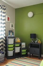 Josephs Champagne Toddler Room On A Beer Budget I Like The Blue And Green Color Combinations