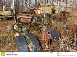 100 Wrecked Semi Trucks For Sale Frame Of Truck In Field Stock Image Image Of Pick Pickup