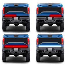 ⊹60 6 In 1 Trailer DRL Tailgate Light Bar Turn Signal Truck Led ... 92 Led 5 Function Trucksuv Tailgate Light Bar Brake Signal Reverse 60 Fxible Car Truck 90led Runningbrake Featured Video Razir Hidextracom Inches 2 Row Strip Redwhite Waterproof Led Tail Putco Blade Youtube 36 Inch Tailflex 48 Stop Turn