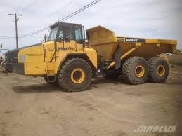 Komatsu -hm400-2 - Articulated Dump Truck (ADT), Price: £117,174 ...
