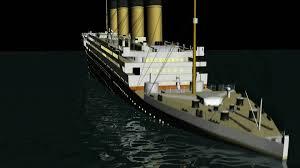 Titanic Sinking Animation 2012 by 15 Titanic Sinking Animation 3d Titanic Week Wrap Up Wired
