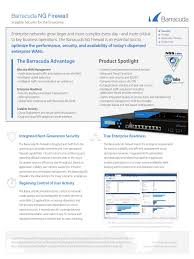Barracuda NG Firewall DS US | Virtual Private Network | Firewall ...
