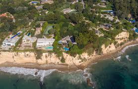 100 Malibu Beach House Sale Movie Producer Sidney Kimmel Cuts Price Of By 16