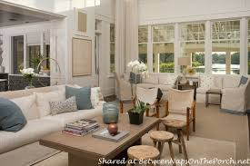 Southern Living Living Rooms by Tour The Beautiful 2014 Southern Living Idea House In Bluffton