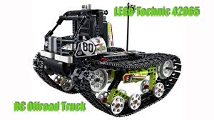 100 Lego Remote Control Truck LEGO Technic 42065 RC OffRoad YouTube
