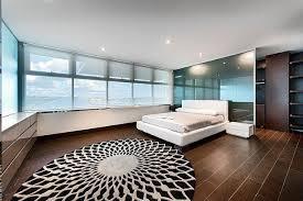 tapis rond chambre chambre à coucher adulte 127 idées de designs modernes