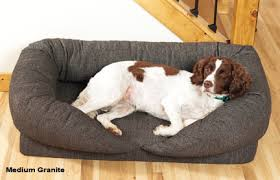 deluxe snuggle up dog bed by drsfostersmith com