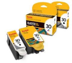 The KODAK ESP 12 All In One Printer Works With 30 Series Ink Cartridges