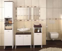 feldmann wohnen badezimmer set mola set 3 tlg 1 waschtischunterschrank 1 hochschrank 1 kommode breite 124 cm kaufen otto