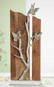 skulptur farfalla ca 51 cm kunst objekt schmetterlinge