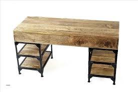bureau metal et bois bureau metal bois bureau bureau metal gris awesome et metal