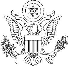 US Independence Day Printable Coloring Pages