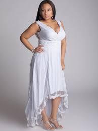 white dresses plus size women dress ty